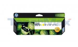 HP NO 971XL OFFICEJET INK CARTRIDGE YELLOW (CN628AM)