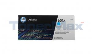 HP NO 651A PRINT CARTRIDGE CYAN (CE341A)