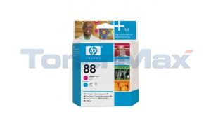 HP NO 88 PRINTHEAD MAGENTA AND CYAN (C9382A)