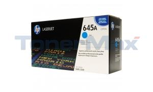 HP NO 645A CLJ-5500 TONER CARTRIDGE CYAN (C9731A)
