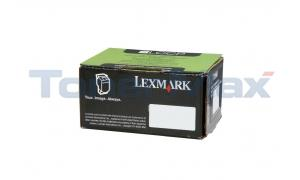 LEXMARK CS410 RP TONER CARTRIDGE BLACK 4K (70C1HK0)