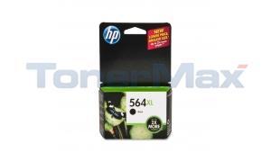 HP NO 564XL INK CARTRIDGE BLACK (CN684WN)