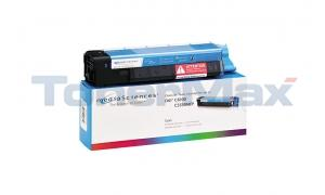 MEDIA SCIENCES TONER CYAN FOR OKI C5550MFP C6100 (MSOK6155C)