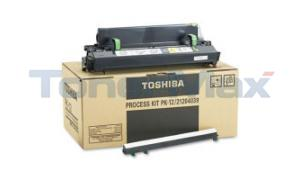 TOSHIBA TF-501 601 PROCESS KIT (PK-12)
