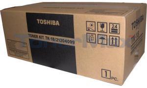 TOSHIBA DP80 DP85 TONER KIT (TK-18)
