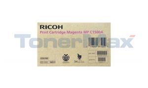 RICOH AFICIO MP C1500A PRINT CARTRIDGE MAGENTA (888525)