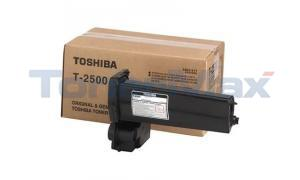 TOSHIBA E-STUDIO 20S 20 25 25S TONER BLACK (T-2500)