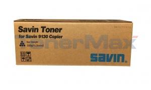 SAVIN 9130 TONER BLACK (4361)