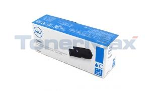 DELL C1660W TONER CARTRIDGE CYAN (332-0400)