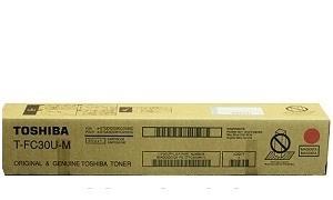 TOSHIBA E-STUDIO 2050C/2550C TONER MAGENTA (T-FC30U-M)