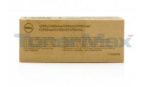 DELL 1250C 1355CN MFP TONER CARTRIDGE YELLOW (332-0406)