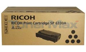RICOH SP 6330NA AIO PRINT CARTRIDGE BLACK (406628)