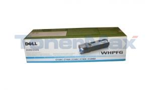 DELL 2150CN TONER CARTRIDGE CYAN (331-0713)