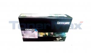 LEXMARK C534 RP TONER CART CYAN TAA 7K (C5346CX)