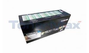 LEXMARK C782 XL PRINT CART CYAN XHY RP TAA (C782U4CG)