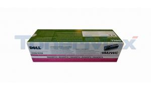 DELL 2150CN TONER CARTRIDGE MAGENTA (331-0714)
