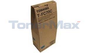 TOSHIBA E-STUDIO 5530C PRO 7030C PRO TONER CYAN (T-FC70C)