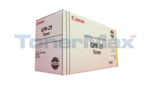 CANON COLOR LBP5460 GPR-29 TONER YELLOW (2641B004)