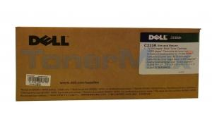 DELL 3330DN USE AND RETURN TONER BLACK HY (330-5207)