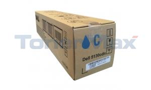 DELL 5130CDN TONER CART CYAN 12K (330-5850)