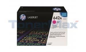 HP CLR LJ CP4005 PRINT CART MAGENTA (CB403A)
