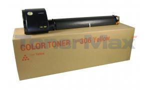 RICOH AP306 TYPE 306 TONER YELLOW (400688)