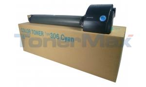 RICOH AP305 306 TYPE 306 TONER CYAN (400686)