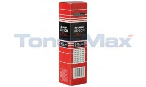 SHARP UX-300 THERMAL TRANSFER FILM BLACK (UX-3CR)