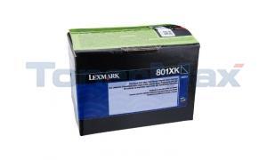 LEXMARK CX510 TONER CARTRIDGE BLACK RP 8K (80C1XK0)