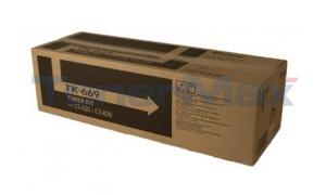 COPYSTAR CS 820 TONER KIT BLACK (TK-669)