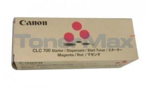CANON CLC 700 800 STARTER MAGENTA(BROWN BOX) (SSF-I9712)
