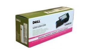 DELL 1250C 1355CN MFP TONER MAGENTA 1.4K (331-0780)