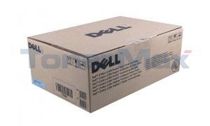 DELL 2145CN TONER CARTRIDGE CYAN 2K (330-3788)