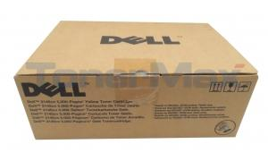 DELL 2145CN TONER CARTRIDGE YELLOW 5K (330-3790)