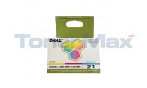 DELL P713W SINGLE USE SERIES 21 PRINT CART CLR (330-5883)
