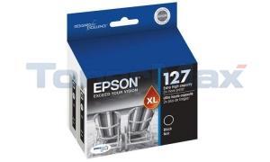 EPSON STYLUS NX625 INK CARTRIDGE BLACK XHY (T127120-D2)