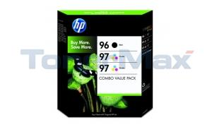 HP 96/97/97 INK BLACK/COLOR COMBO PACK (C9346BN)