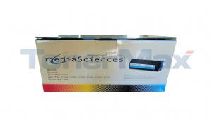 MEDIA SCIENCES TONER CYAN FOR OKI C7000 (MS7000C)