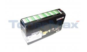 LEXMARK CS736DN TONER CARTRIDGE YELLOW RP 10K (24B5806)