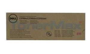 DELL C3760N TONER CARTRIDGE MAGENTA 5K (331-8427)