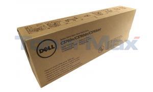 DELL C3760N TONER CARTRIDGE YELLOW 5K (331-8426)