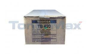 TOSHIBA BD-8510 TONER WASTE BAGS (TB420)