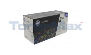 HP CLJ CM3530 CP3525N PRINT CTG BLACK (CE250X)