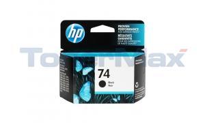 HP NO 74 INK BLACK (CB335WN)