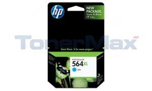 HP NO 564XL INK CARTRIDGE CYAN (CN685WN)