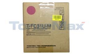 TOSHIBA E STUDIO 210 310 TONER MAGENTA (T-FC31U-M)