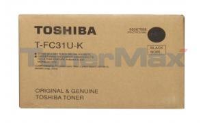 TOSHIBA E STUDIO 210C TONER BLACK (T-FC31U-K)