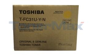 TOSHIBA E-STUDIO 211C 311C TONER YELLOW (T-FC31U-Y-N)