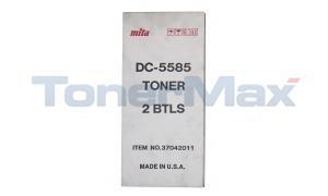 MITA 5555 5585 COPIER TONER BLACK (37042011)