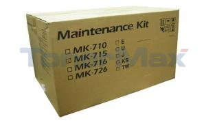 KYOCERA MITA KM-3050 MAINTENANCE KIT 120V (MK-715)